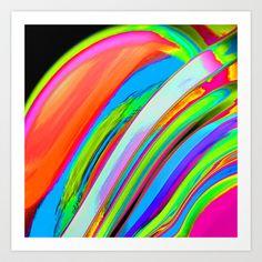 Multi-Ply Art Print by David  Gough - $15.00