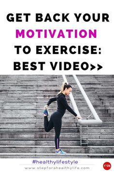 So if you're really ready to make a shift over your fitness, you're going to have to change your strategy. Don't worry you're not alone.But when the roadblocks show up, as they inevitably will, you need to stay motivated to workout to lose weight,have a flat stomach,flat belly.Motivational exercise,fit quotes motivation,fitness inspiration,motivation to workout,workouts motivation,fit motivational,fitness motivation weightloss MOTIVATION,running for beginners,at home workouts for beginners