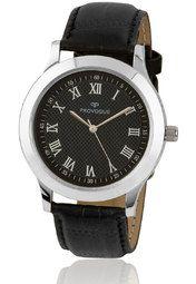 101870-Bk-022-F Black/Black Analog Watch