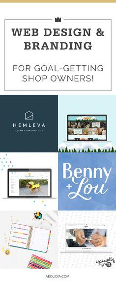 380 best branding web design by aeolidia images in 2019 brand rh pinterest com