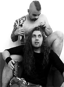 Joakim and Chris