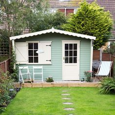 7 great ideas for garden rooms
