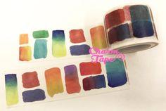 Colorful Big Washi Tape (30mm x 5m) WT1052