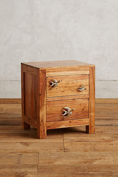 Passerine Nightstand - anthropologie.com