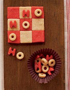 Superfestive Holiday Sugar Cookies