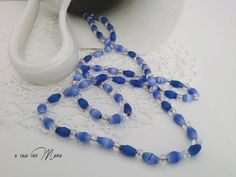 Hey, I found this really awesome Etsy listing at https://www.etsy.com/il-en/listing/289805937/collana-lunga-e-luminosa-con-perle-di