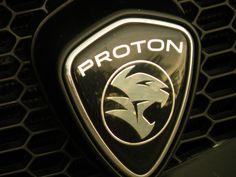 Proton Logo Cars