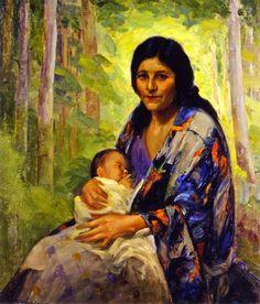 Keller Mannheim jean mannheim german born painter 1861 1945 atelier