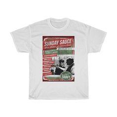 Best Selling Cookbooks, Oscar Winning Films, Sunday Sauce, Tee Shirts, Mens Tops, T Shirts, Tees, T Shirt