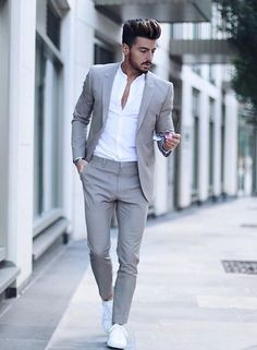 11 Smart Fashion Tips For Smart Men - Short and Cuts Hairstyles - Gentleman's Essentials Intl. - 11 Smart Fashion Tips For Smart Men - Short and Cuts Hairstyles - Gentleman's Essentials Intl. Blazer Outfits Men, Mens Fashion Blazer, Stylish Mens Outfits, Mens Fashion Blog, Fashion Mode, Suit Fashion, Sneakers Fashion, Latest Fashion, Fashion Styles