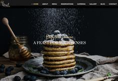 12 Yummy Examples Of The Best Restaurant Websites