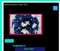Wedding Bouquets Royal Blue 141402 - The Best Image Search