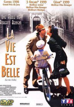 (1997) Dirigida por Roberto Benigni , galardonada con 3 Oscars , excelente pelicula.