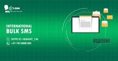 International Bulk SMS Services
