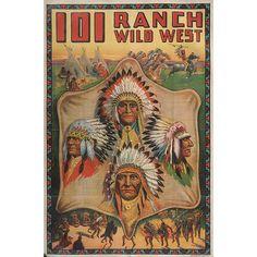 101 Ranch Wild West: Indians