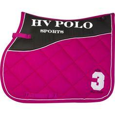 Zadeldek HV Polo Cress. Voor 74,95 euro.