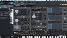 Grabación y edición de MIDI en Studio One 4. Agregar parámetros de automatización en la ventana de edición MIDI. Mixer, Music Instruments, Audio, Window, Musical Instruments, Stand Mixer