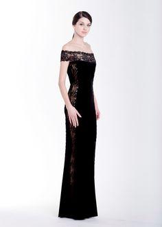 Azzaro Intemporelle collection : BRAVO BARATIN dress #azzaro