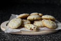 Potato Chip Cookies from Smitten Kitchen. Chips inside and on top as a salty finish. If you like savory/sweet, dip the cookies in chocolate.