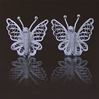 Filigree Butterfly from @NOVICA, They help #artisans succeed worldwide.