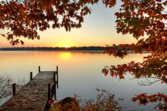 Autumn Sunrise - The Photography Network - PictureSocial