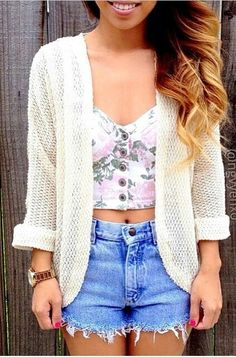 My Summer Clothes Idea