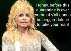 You know what, I never asked my real life 'Jolene' to not take my man… Dolly Parton, Haha Funny, Funny Jokes, Funny Stuff, Hilarious, Funny Humour, Funny Sarcasm, Silly Jokes, Flirting Humor