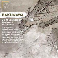 Filipino Words, Filipino Art, Filipino Culture, Philippine Mythology, Philippine Art, Japanese Mythology, Mythological Creatures, Fantasy Creatures, Mythical Creatures