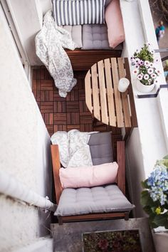 interior update: Our Small Balcony | bekleidet | Bloglovin'