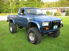 1983 Toyota 4X4