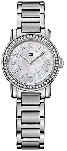Tommy Hilfiger Womens 1781478 Analog Display Quartz Silver Watch >>> Continue to the product at the image link.