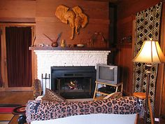 Amazing Designs of African Themed Living Room7