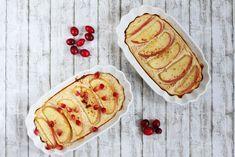 Apfelquark-Kuchen low carb - www.kochhelden.tv