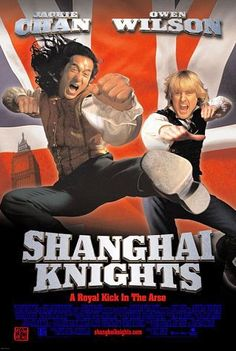 Shanghai Knights (2003) Comedy Movies, Hd Movies, Movies And Tv Shows, Watch Movies, Movies Free, Movies Online, Love Movie, Movie Tv, Movie Sequels