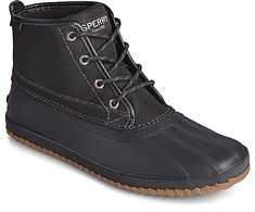 Breakwater Ballistic Duck Boot, Black/Black