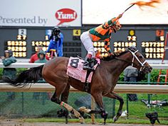 2008 3 year old filly Champion Proud Spell won the Kentucky Oaks at Churchill Downs and the Alabama Stakes at Saratoga