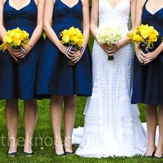 such {navy & yellow} » Christinas Adventures luv there colors