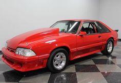 1992 Ford Mustang GT Hatchback 2-Door