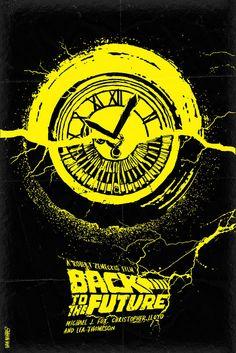 Back to the Future By Daniel Norris - @DanKNorris on Twitter, via Flickr.