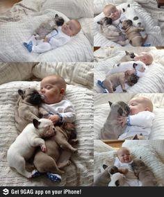 Slumber party!