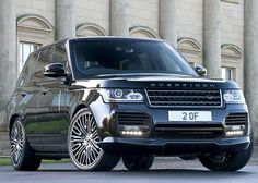 New Overfinch Range Rover
