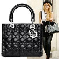 Dior Quilted Bag It Handbags Designer Purses And