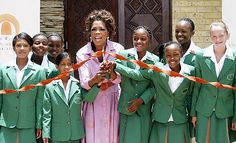 "The Oprah Winfrey Leadership Academy for Girls - South Africa is a girls-only boarding school that officially opened in January 2007 in Henley on Klip near Meyerton, south of Johannesburg, South AfricaCoordinates: 26°32′49″S 28°03′19″E. Inspired by her own ""humble beginnings"" and disadvantaged background, Oprah Winfrey stated that she founded the Leadership Academy to provide educational and leadership opportunities for academically gifted girls from impoverished backgrounds in South Africa who exhibited leadership qualities for making a difference in the world."