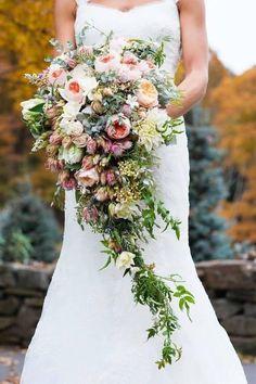 Tipos de ramos de novia 4