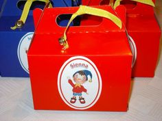 Make way for Noddy – 2 year old party Birthday Party Favors, 1st Birthday Parties, 50th Birthday, Birthday Cakes, Birthday Ideas, Noddy Cake, Theme Tunes, Oui Oui, Party Packs