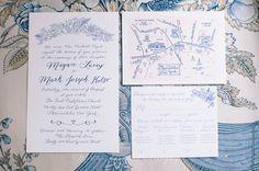 My Wedding Invitations — Megan Kelso