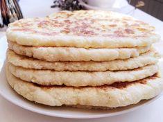 Glutenfritt stekpannebröd | Glutenfria godsaker Savoury Baking, Bread Baking, Gluten Free Baking, Gluten Free Recipes, Raw Food Recipes, Bread Recipes, Brunch, Bread Bun, Swedish Recipes