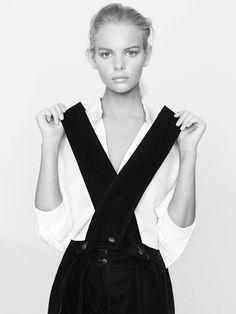 Marloes Horst by Bruno Staub for Elle US June 2013 8 Fashion Models, Fashion Show, Fashion Looks, Fashion Design, Fashion Guide, Alena Blohm, Fashion Silhouette, Alfred Stieglitz, White Fashion