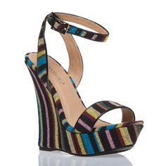 Anyone feeling generous? lol size 11 please! This shoe is so me I cant even stand to look at it...perfect for summer!