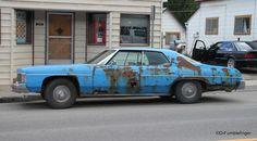 Chevy Impala, Minturn, Colorado
